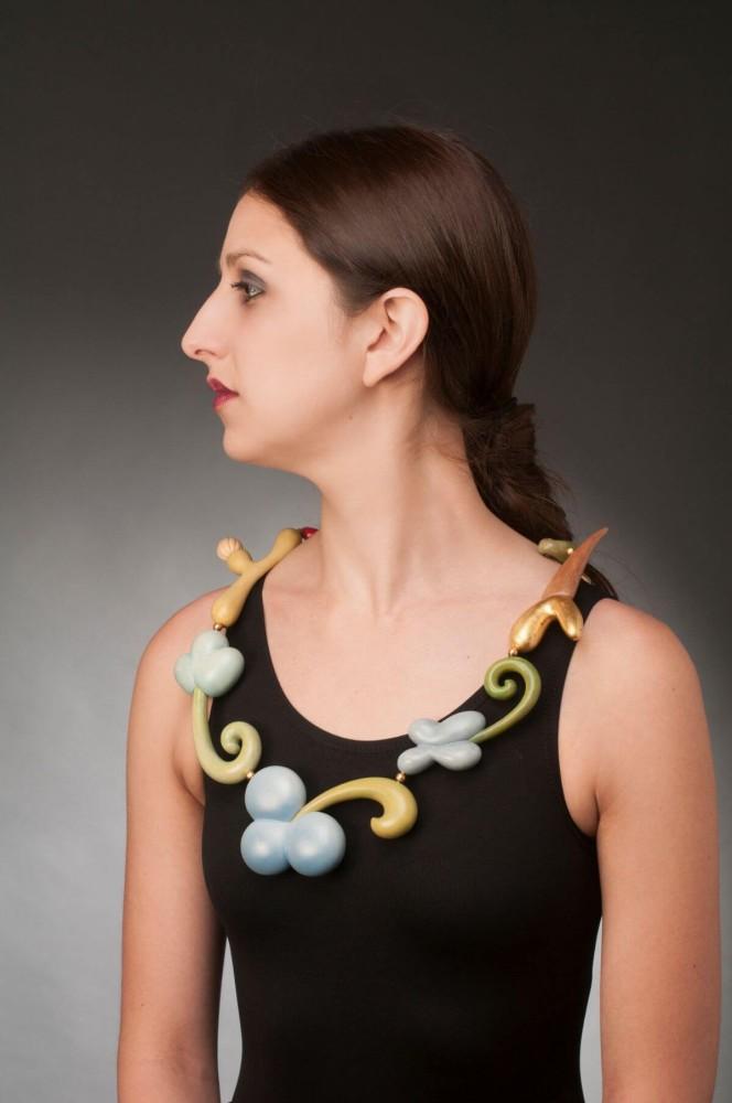 Bleuet Necklace
